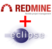 Логотипы eclipse и redmine