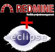 Логотипы eclipse и redmine