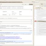 Окно редактирования параметров тикета mylyn
